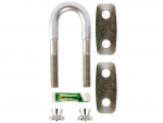 Lock bolt, class 3, stainless steel