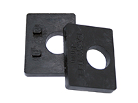 Rubber for square glass clamp 45 (6-10 mm)