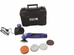 Battery polisher and grinder