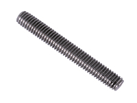 Threaded rod for thread terminal