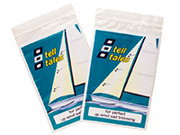 Tell Tales, sail trim (8 red, 8 green)